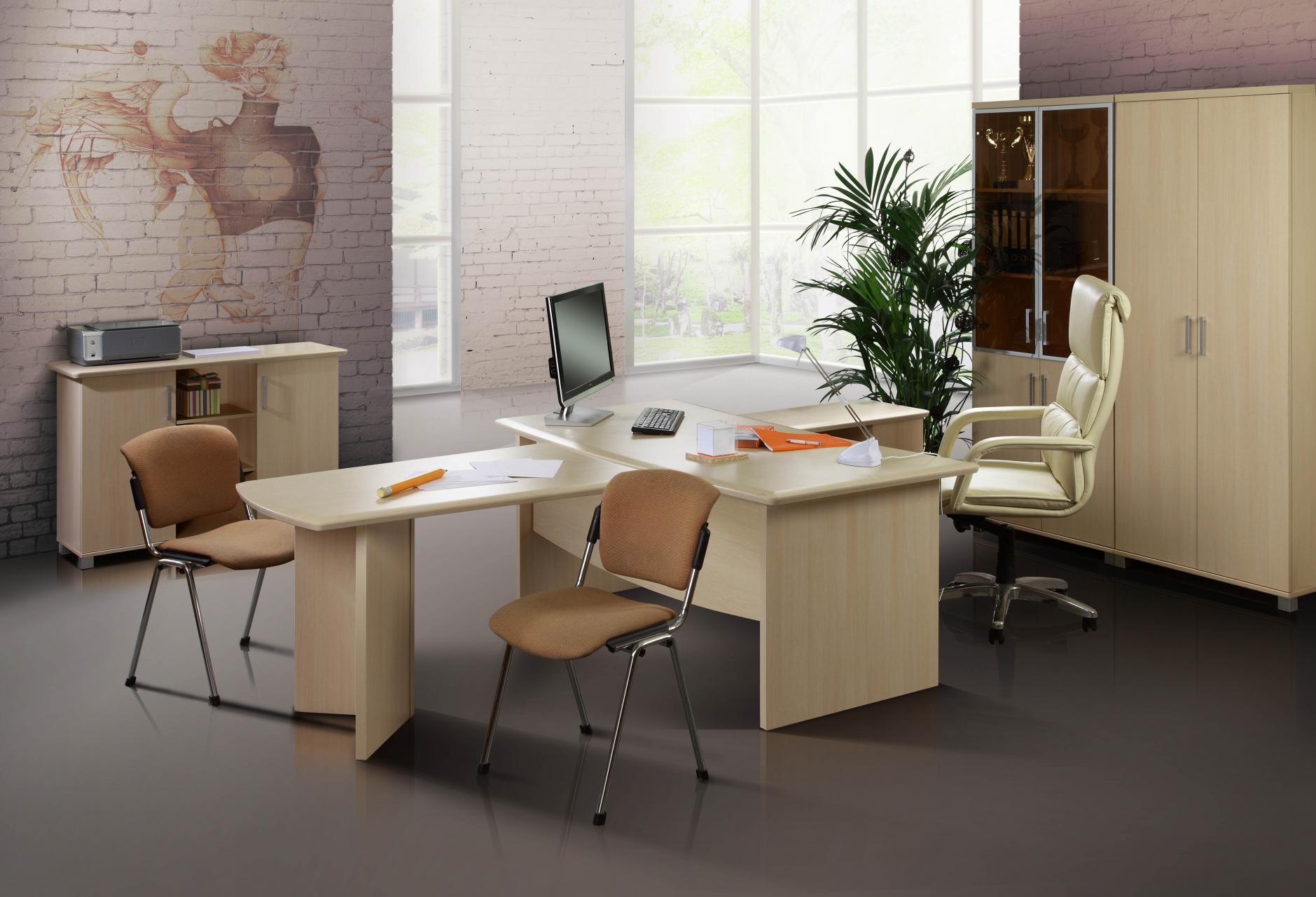 таком случае мебель для кабинета руководителя фото каждой позицией